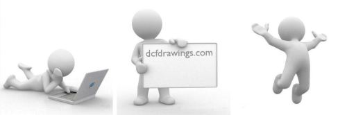 DCF Drawing Service